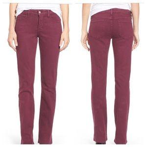 NYDJ Barbara Bootcut Azalea Denim Jeans Size 6